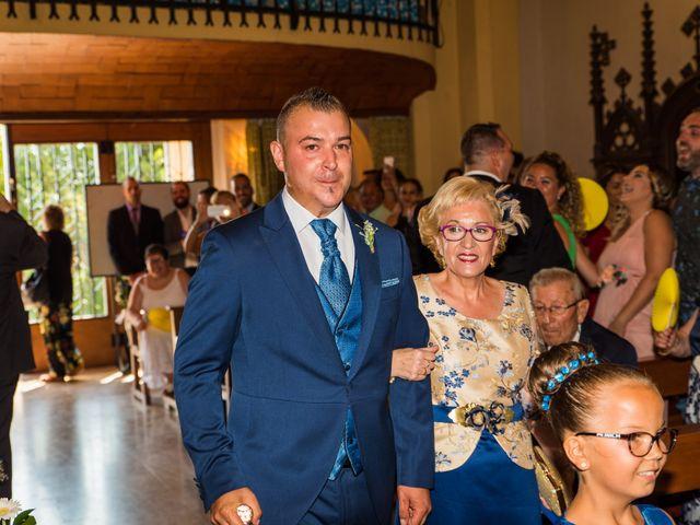 La boda de Fran y Marta en Cunit, Tarragona 41