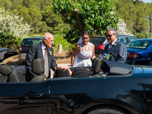 La boda de Fran y Marta en Cunit, Tarragona 43