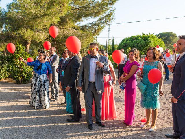 La boda de Fran y Marta en Cunit, Tarragona 81