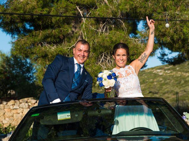 La boda de Fran y Marta en Cunit, Tarragona 82