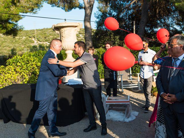 La boda de Fran y Marta en Cunit, Tarragona 83