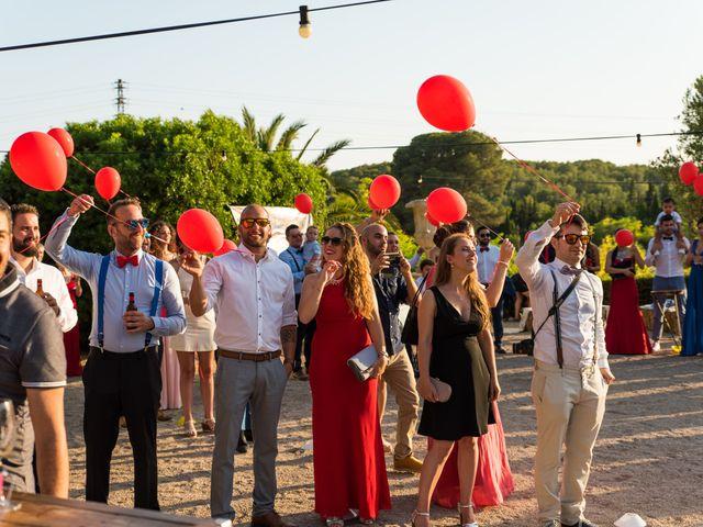 La boda de Fran y Marta en Cunit, Tarragona 80