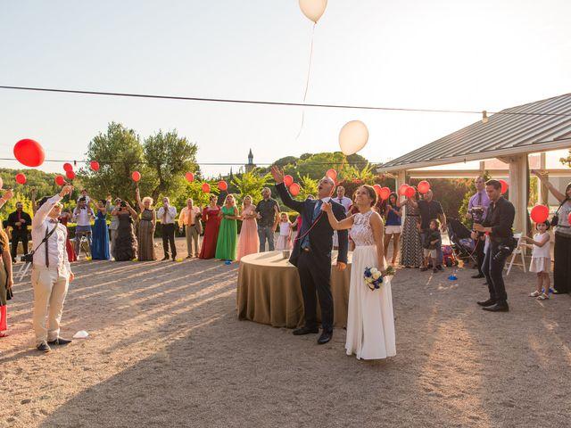 La boda de Fran y Marta en Cunit, Tarragona 84
