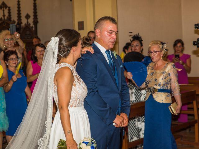 La boda de Fran y Marta en Cunit, Tarragona 49