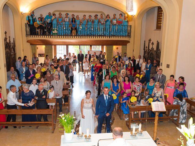 La boda de Fran y Marta en Cunit, Tarragona 50