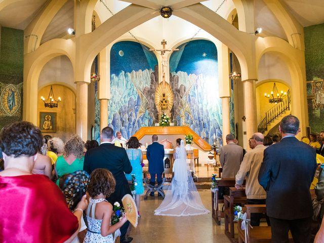 La boda de Fran y Marta en Cunit, Tarragona 54