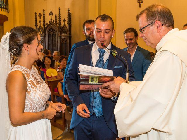 La boda de Fran y Marta en Cunit, Tarragona 56