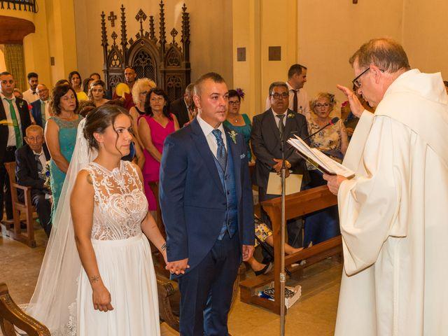 La boda de Fran y Marta en Cunit, Tarragona 60