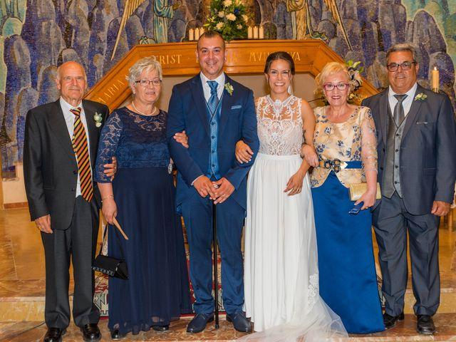 La boda de Fran y Marta en Cunit, Tarragona 65