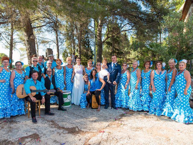 La boda de Fran y Marta en Cunit, Tarragona 73