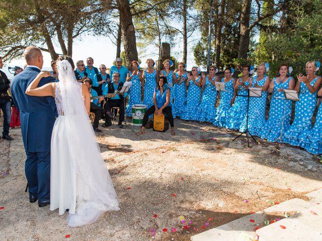 La boda de Fran y Marta en Cunit, Tarragona 74