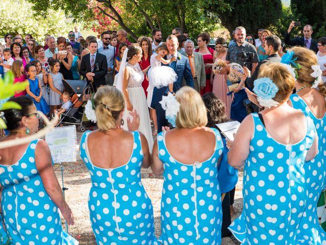 La boda de Fran y Marta en Cunit, Tarragona 75