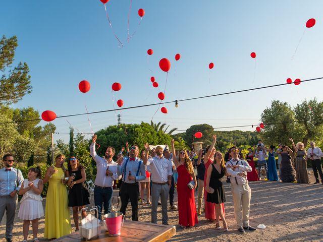 La boda de Fran y Marta en Cunit, Tarragona 85