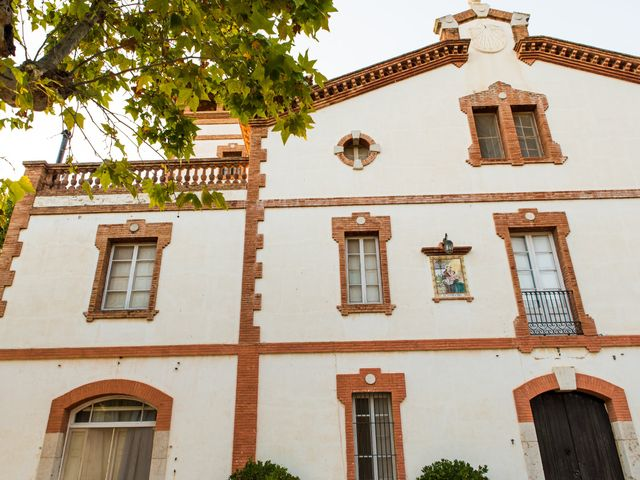 La boda de Fran y Marta en Cunit, Tarragona 89