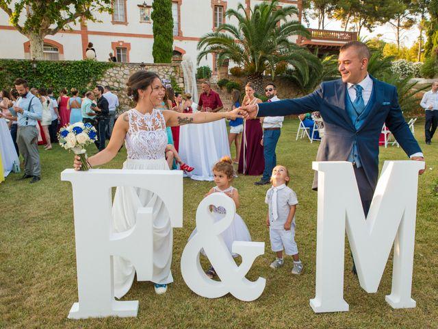La boda de Fran y Marta en Cunit, Tarragona 92