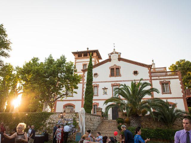 La boda de Fran y Marta en Cunit, Tarragona 93