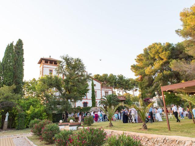 La boda de Fran y Marta en Cunit, Tarragona 95