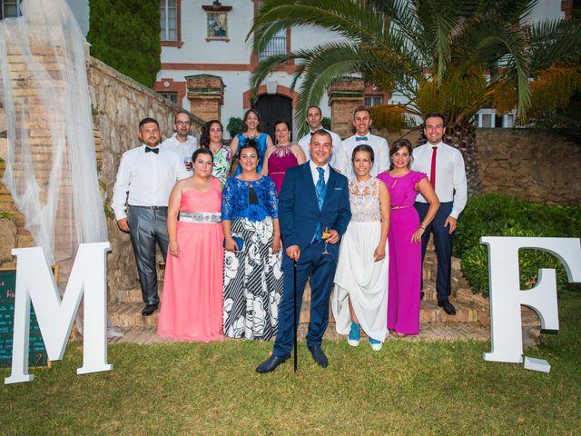 La boda de Fran y Marta en Cunit, Tarragona 104