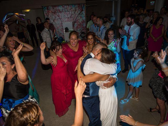 La boda de Fran y Marta en Cunit, Tarragona 163
