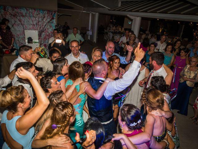 La boda de Fran y Marta en Cunit, Tarragona 164