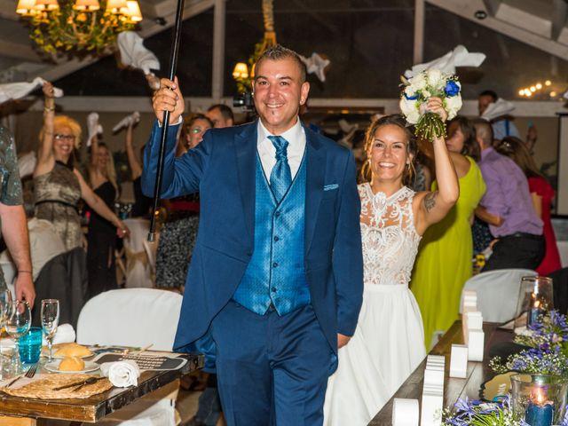 La boda de Fran y Marta en Cunit, Tarragona 107