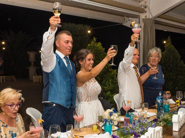 La boda de Fran y Marta en Cunit, Tarragona 111