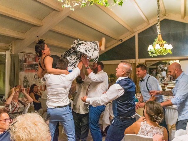 La boda de Fran y Marta en Cunit, Tarragona 118