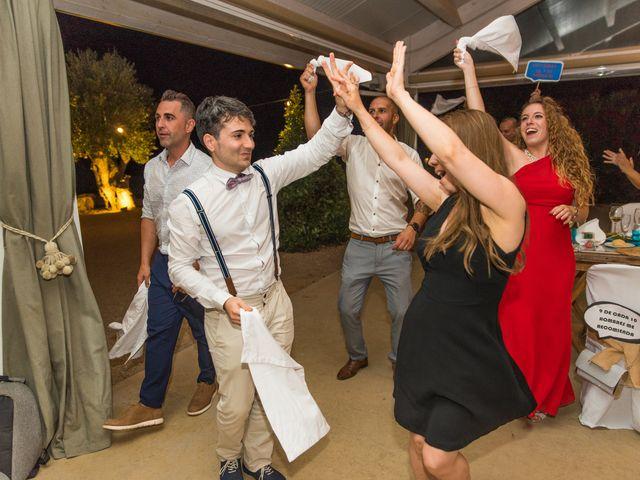 La boda de Fran y Marta en Cunit, Tarragona 120