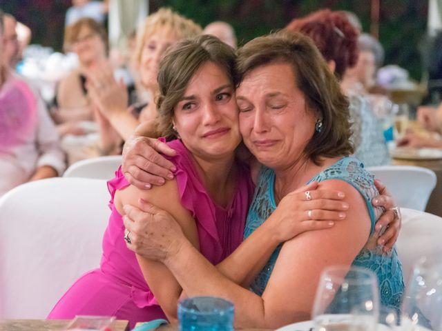La boda de Fran y Marta en Cunit, Tarragona 124