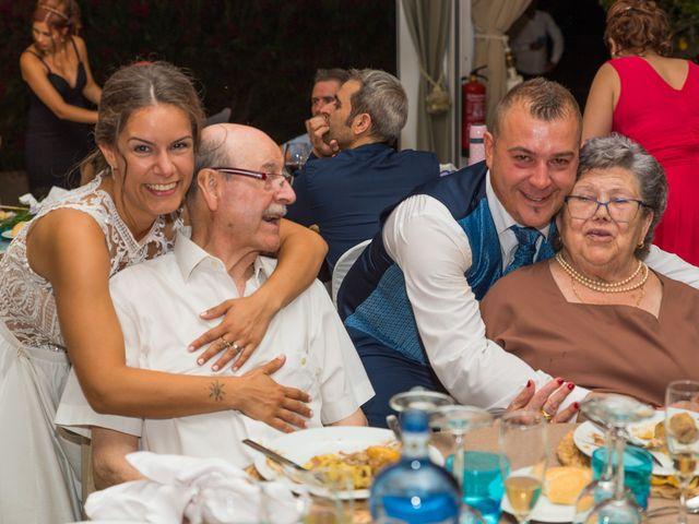 La boda de Fran y Marta en Cunit, Tarragona 126