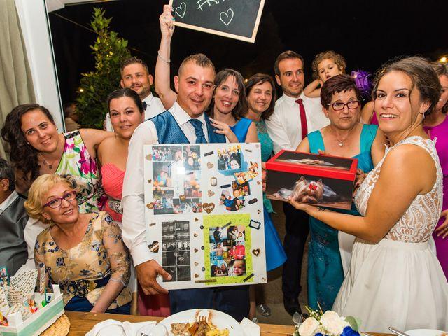 La boda de Fran y Marta en Cunit, Tarragona 129