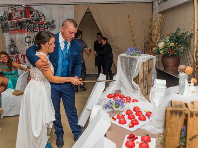 La boda de Fran y Marta en Cunit, Tarragona 133