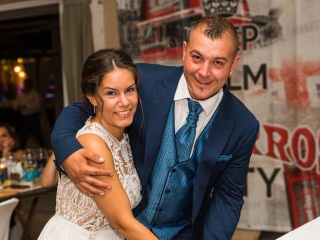 La boda de Fran y Marta en Cunit, Tarragona 134