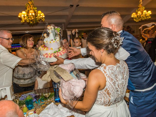 La boda de Fran y Marta en Cunit, Tarragona 137