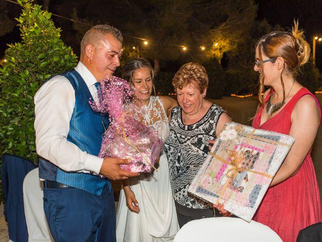 La boda de Fran y Marta en Cunit, Tarragona 138