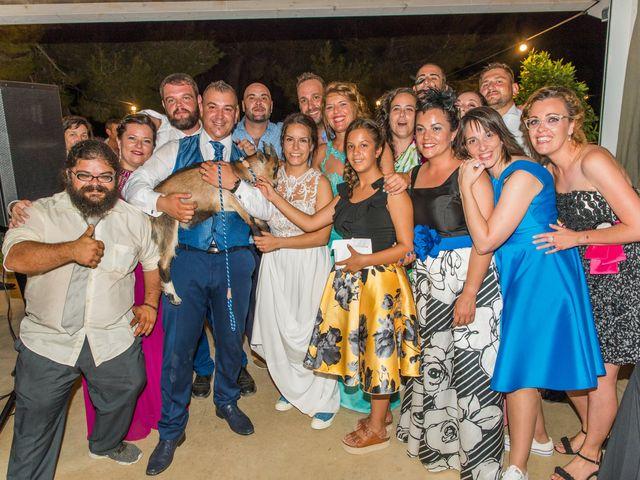 La boda de Fran y Marta en Cunit, Tarragona 139