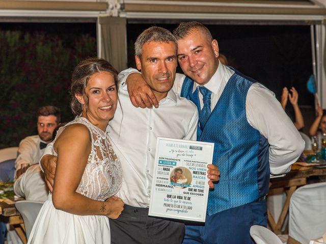La boda de Fran y Marta en Cunit, Tarragona 143