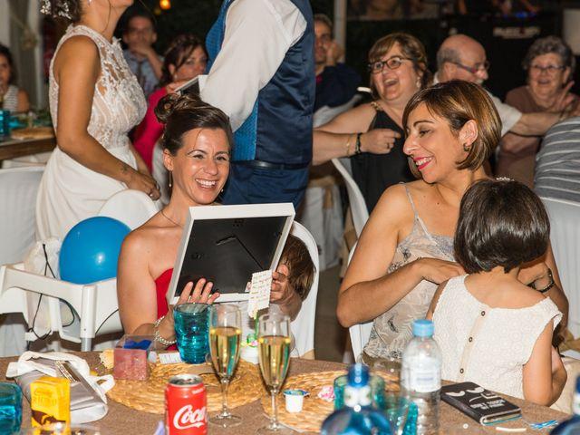 La boda de Fran y Marta en Cunit, Tarragona 144