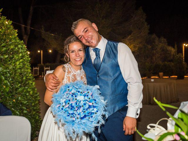 La boda de Fran y Marta en Cunit, Tarragona 145