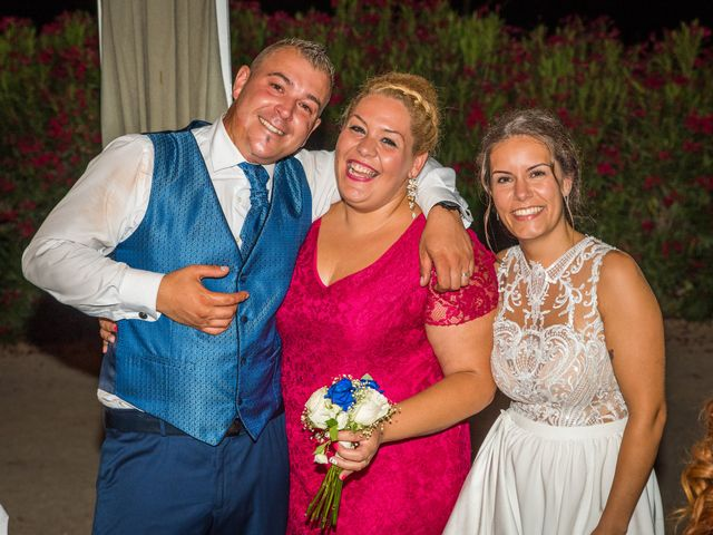 La boda de Fran y Marta en Cunit, Tarragona 147
