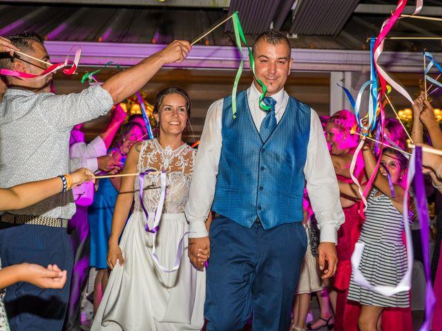 La boda de Fran y Marta en Cunit, Tarragona 149