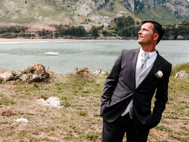 La boda de Antonio y Noelia en Islares, Cantabria 18