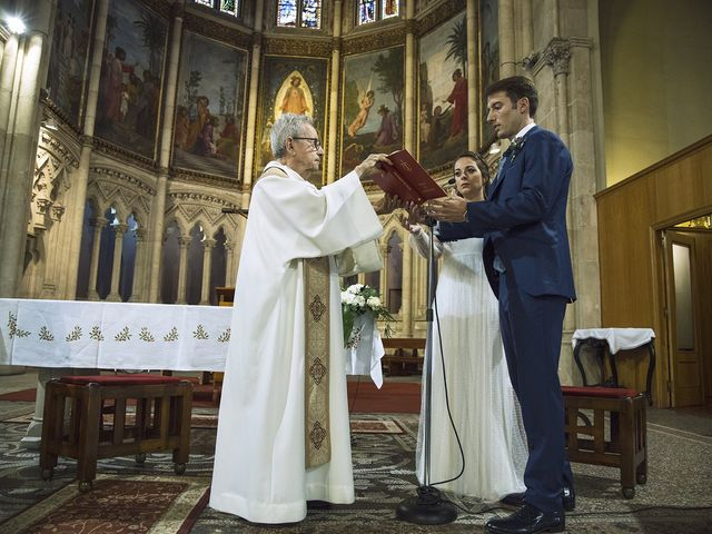 La boda de Alonso y Silvia en Barcelona, Barcelona 11