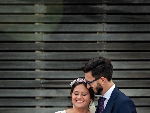 La boda de Aitor y Estibaliz en Larrabetzu, Vizcaya 20