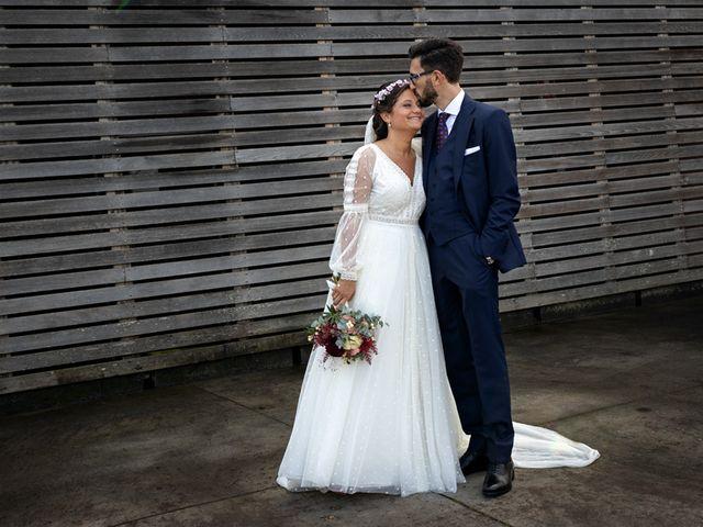 La boda de Aitor y Estibaliz en Larrabetzu, Vizcaya 22