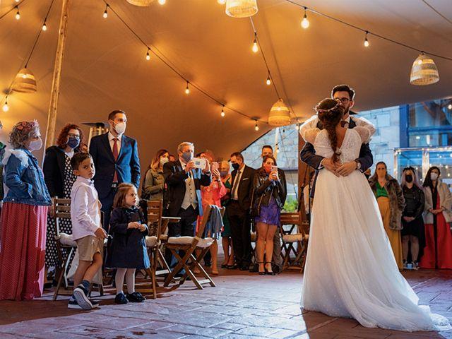 La boda de Aitor y Estibaliz en Larrabetzu, Vizcaya 36
