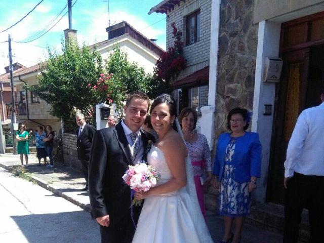La boda de  Alberto y Raquel en Regumiel De La Sierra, Burgos 1