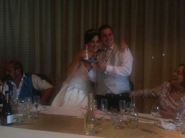 La boda de  Alberto y Raquel en Regumiel De La Sierra, Burgos 6