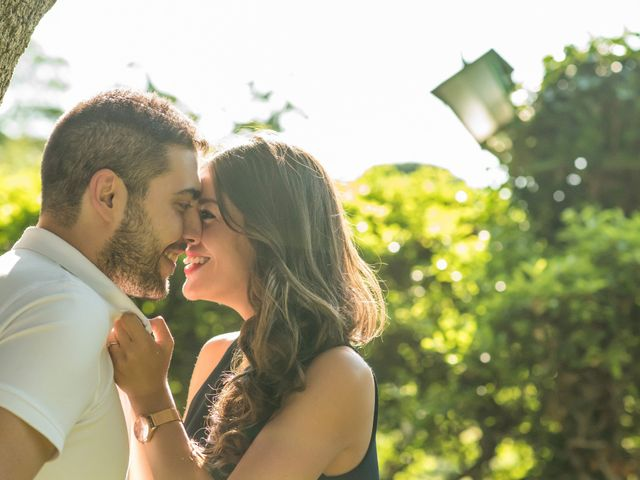 La boda de Sergio y Estefania en Quintanilla De Onesimo, Valladolid 4