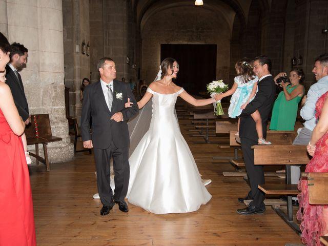 La boda de Sergio y Estefania en Quintanilla De Onesimo, Valladolid 22